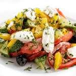 салат афинский