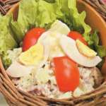 салат из рябчика