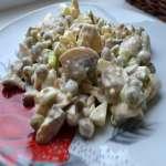 салат куриное филе шампиньоны