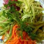 салат овощное ассорти