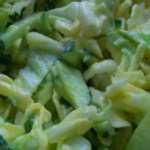 Салат из свежей редиски с куриной печенью и шампиньонами