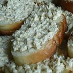 Намазка для бутербродов их сыра и яблок