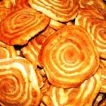 Печенье Улитки очень простой рецепт приготовления